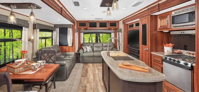 There Are A Couple Of Mandatory Packages In The Jayco Eagle. They Are The  Customer Value Package, That Adds A U201cWhisper Quietu201d 15K Central A/C Unit,  ...