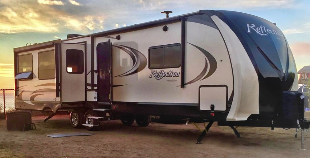 What is an RV slide out?