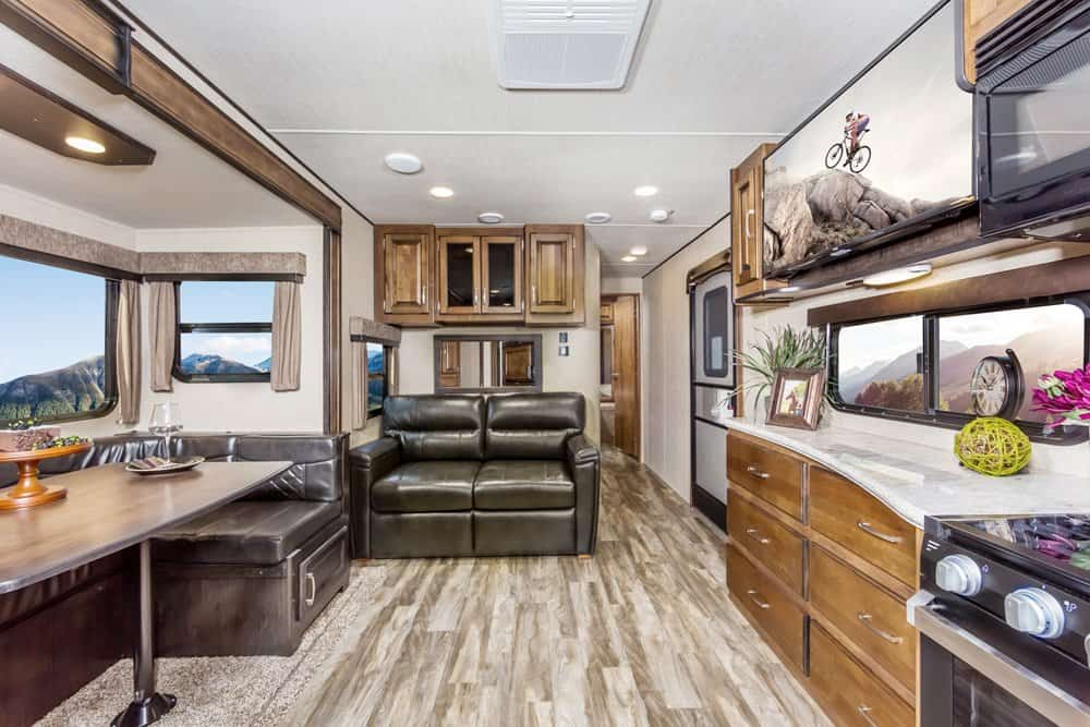 grand design reflection luxury travel trailer
