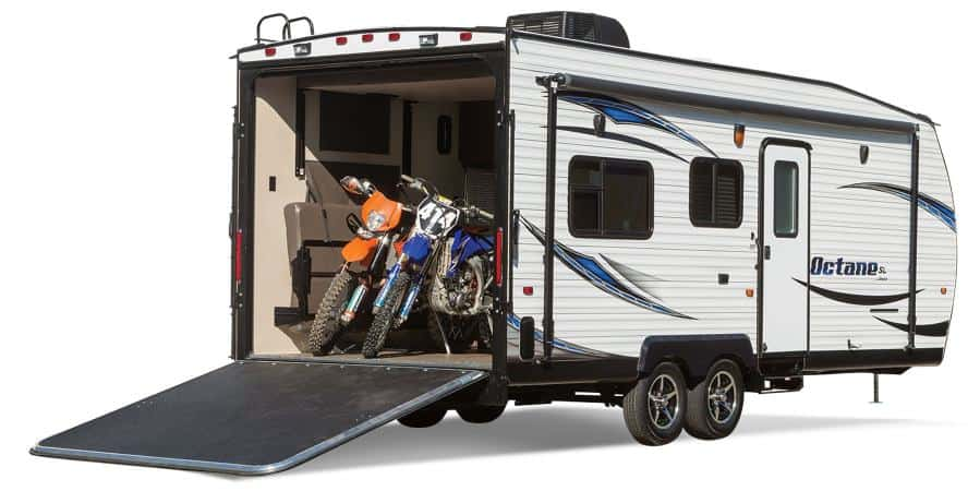 Sports Utility Trailers Or Toy Haulers