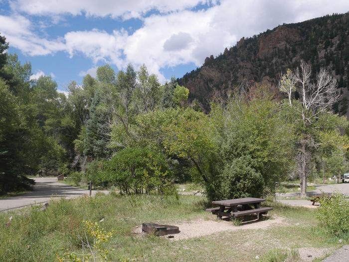 Columbine Campground Red River, NM