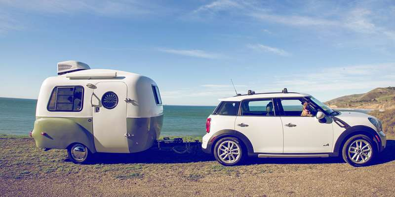 cool travel trailers