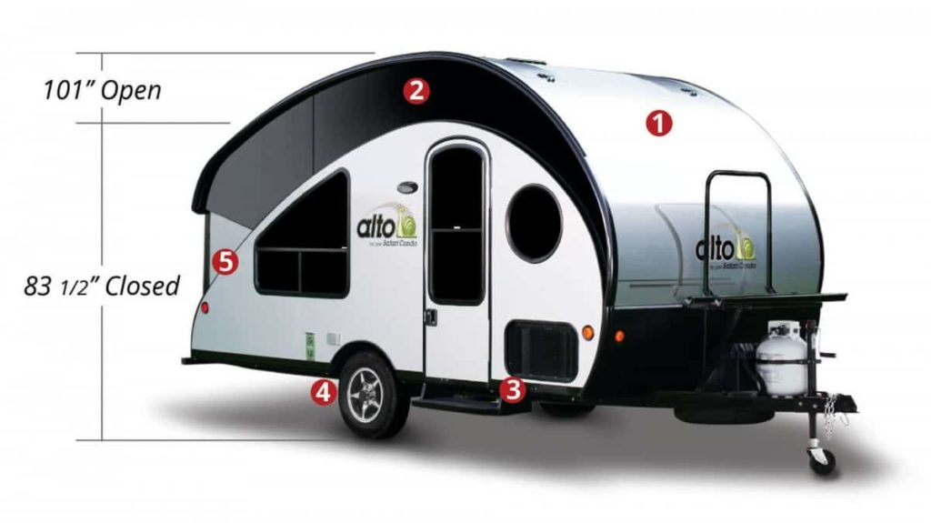 Alto R Series by Safari Condo
