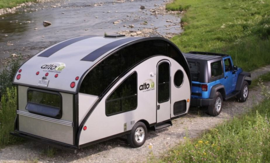 best travel trailer for a jeep wranlger