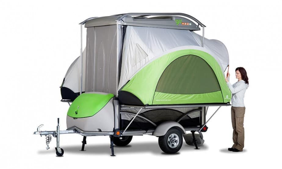 Sylvan Go Pop Up Camper