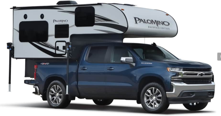 How much do truck campers cost?