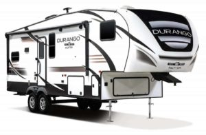rv costs for a 5th wheel