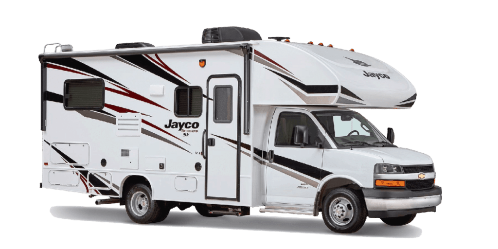 RV Rental costs of a Class C