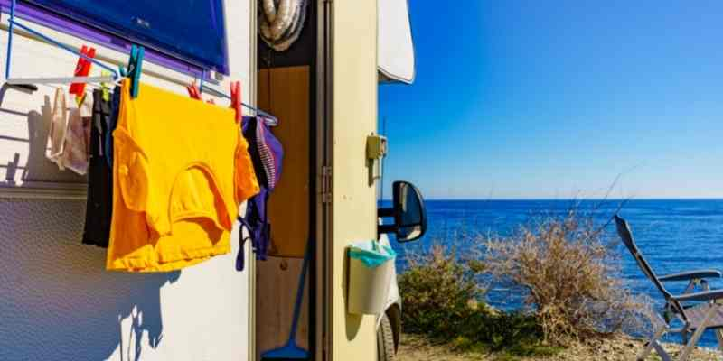 best rv laundry solutions